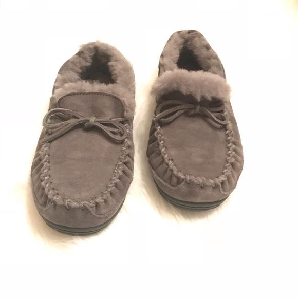 ec6ed6fb1ba9b L.L. Bean Shoes - L.L. Bean Women Wicked Good Champ Moccasins NWOT